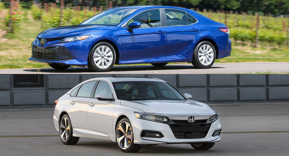 2018 honda accord vs 2018 toyota camry let the battle for Honda accord vs toyota camry 2017