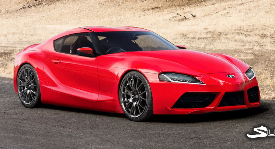Based On All The Toyota Supra Prototypes Spied In Recent Months, It Seems  Evident That The Completed Sports Car Will Take Obvious Design Inspiration  From ...