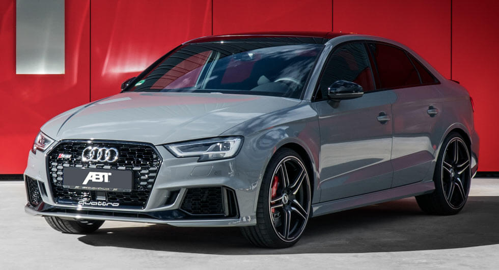 abt sportline audi rs3 headed to essen with 460 hp carscoops. Black Bedroom Furniture Sets. Home Design Ideas