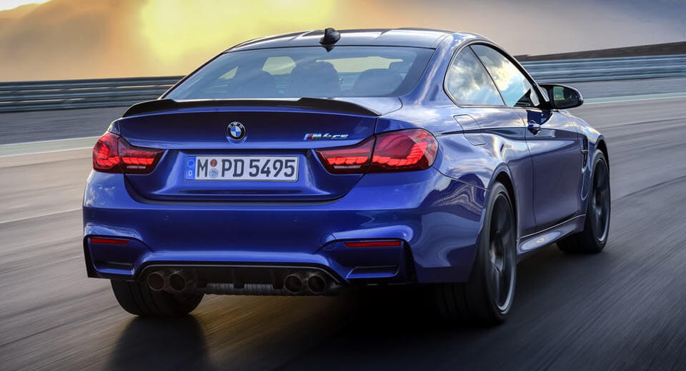 Bmw Reveals It Is Already Working On Hybrid M Cars Carscoops