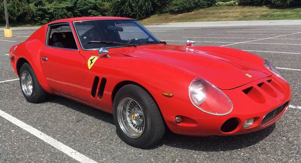 datsun based ferrari 250 gto replica looks like the real deal carscoops. Black Bedroom Furniture Sets. Home Design Ideas