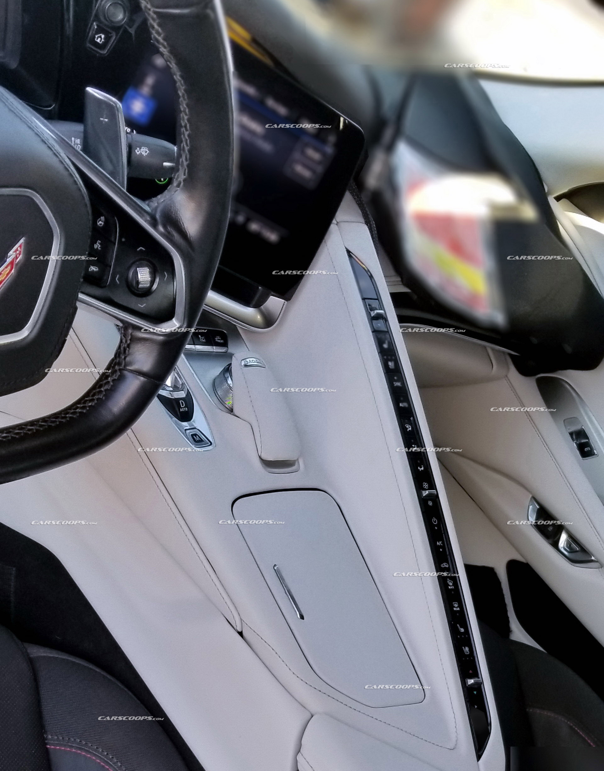 2020 Corvette C8 We Get Our First Peek Inside And It Looks Pretty