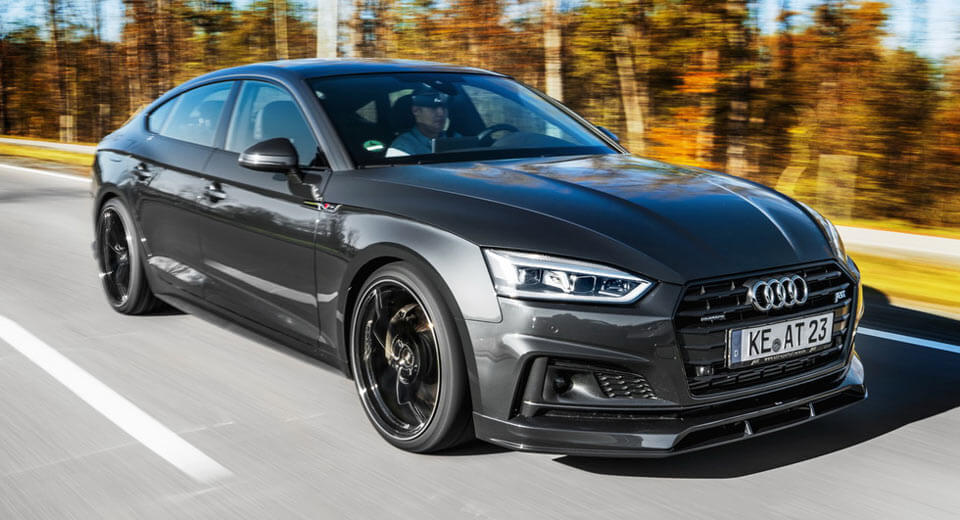 Abt Has Its Way With The Audi A5 And S5 Sportback Models