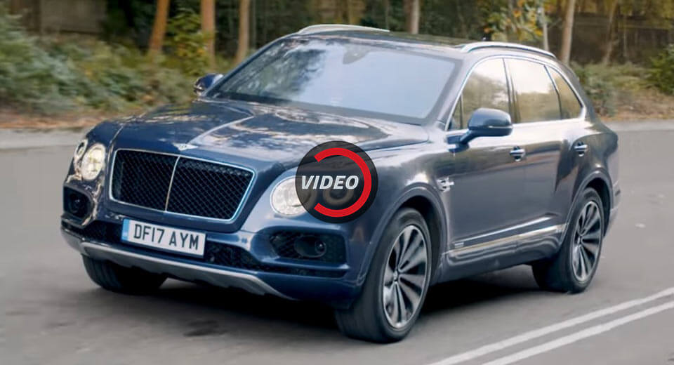Is The Bentley Bentayga Really A More Extravagant Audi Q7 Carscoops