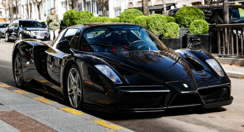 Ferrari enzo worth