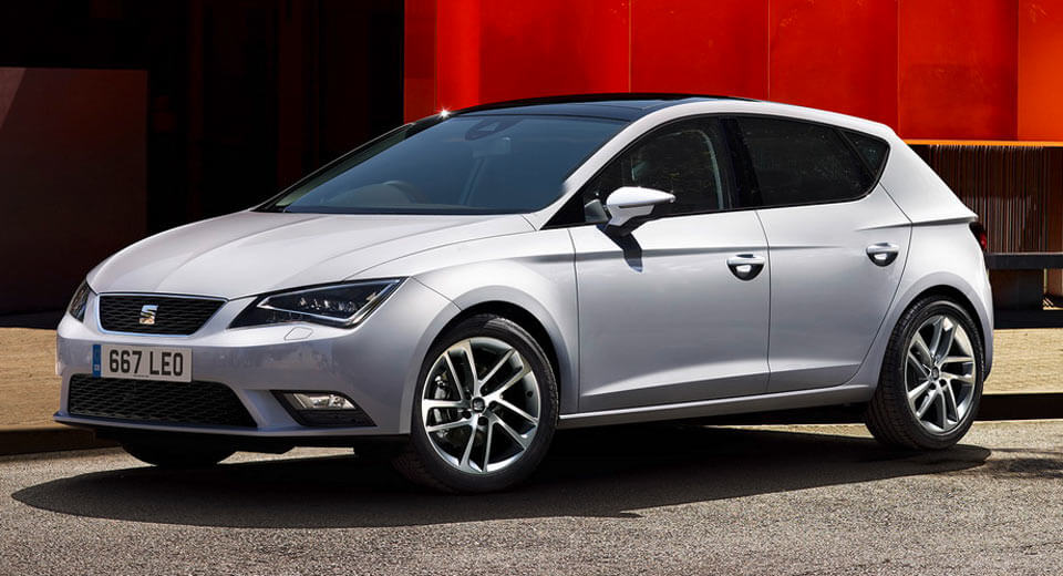new seat leon reportedly on track for a 2019 launch carscoops. Black Bedroom Furniture Sets. Home Design Ideas