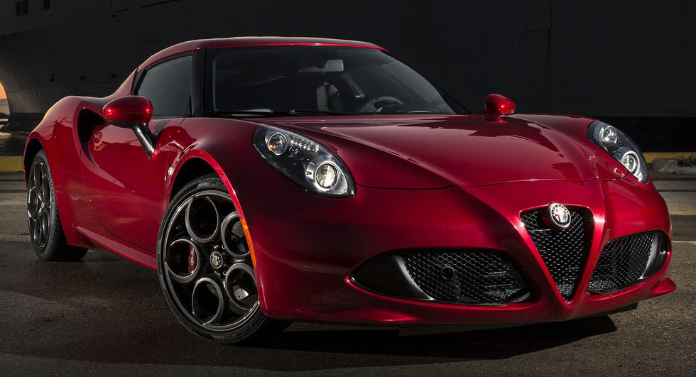 updated alfa romeo 4c reportedly coming next year carscoops. Black Bedroom Furniture Sets. Home Design Ideas