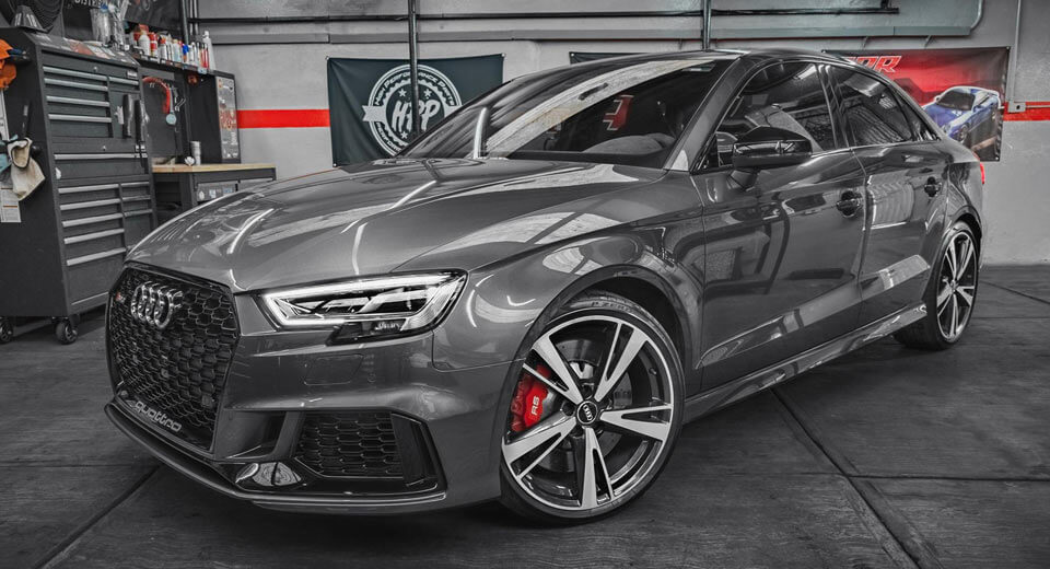 Rs3 Christmas 2020 Dear Santa, We'd Like This Bespoke Audi RS3 For Christmas | Carscoops