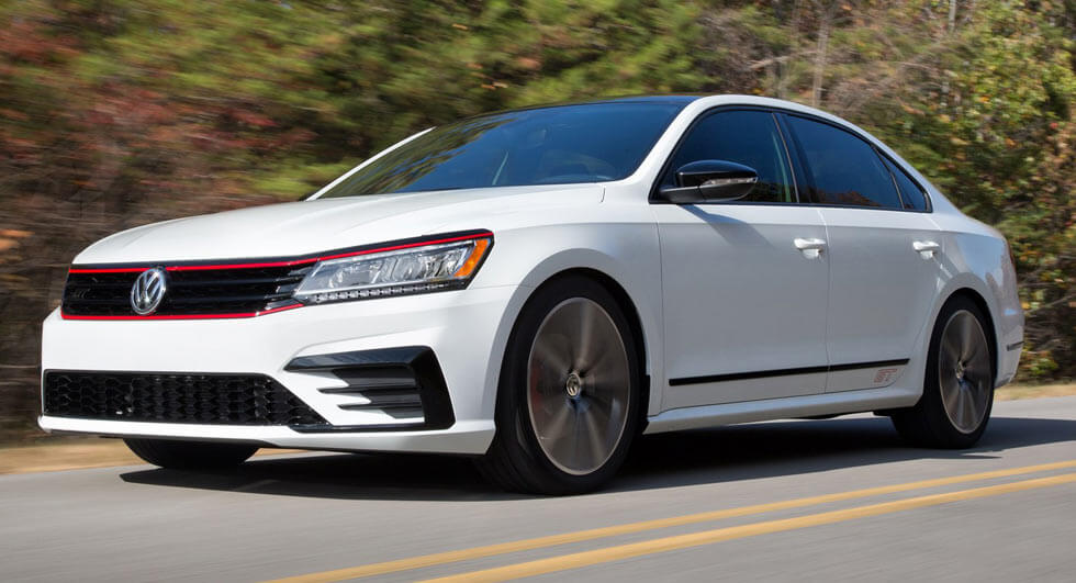 Volkswagen Of America >> Vw Confirms A Passat Gt And Two New Crossovers For America