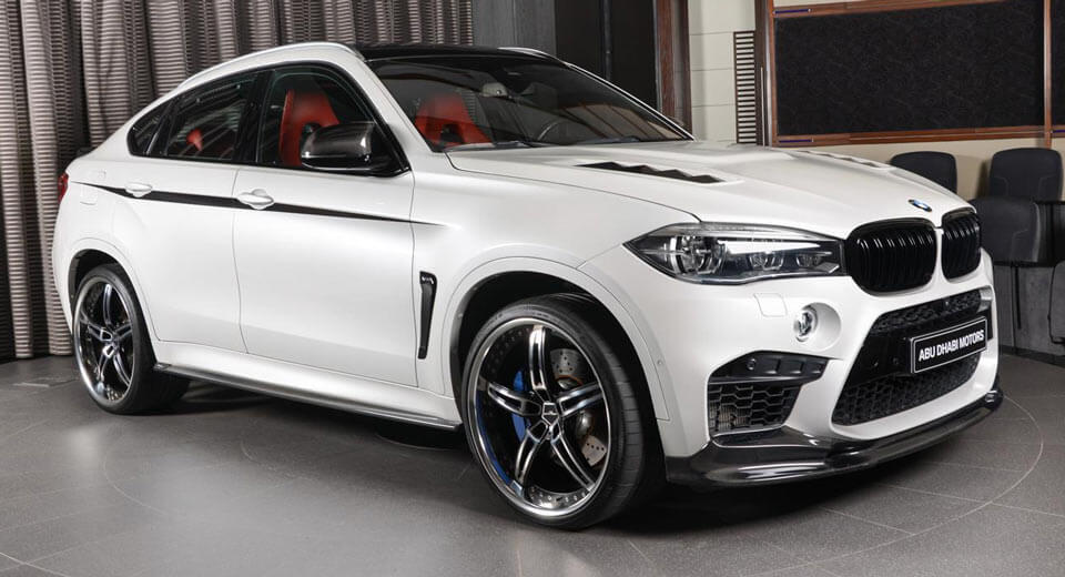 bmw x6 m by 3d design brings some extra bling in the. Black Bedroom Furniture Sets. Home Design Ideas
