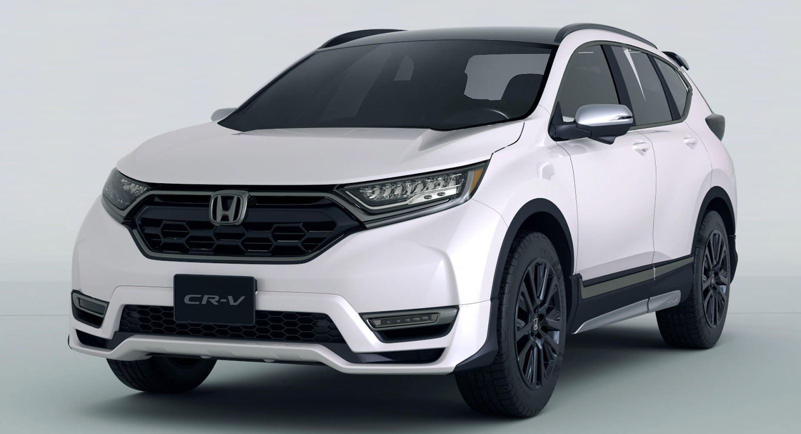cr v custom concept leads honda 39 s lineup for the 2018 tokyo salon carscoops. Black Bedroom Furniture Sets. Home Design Ideas