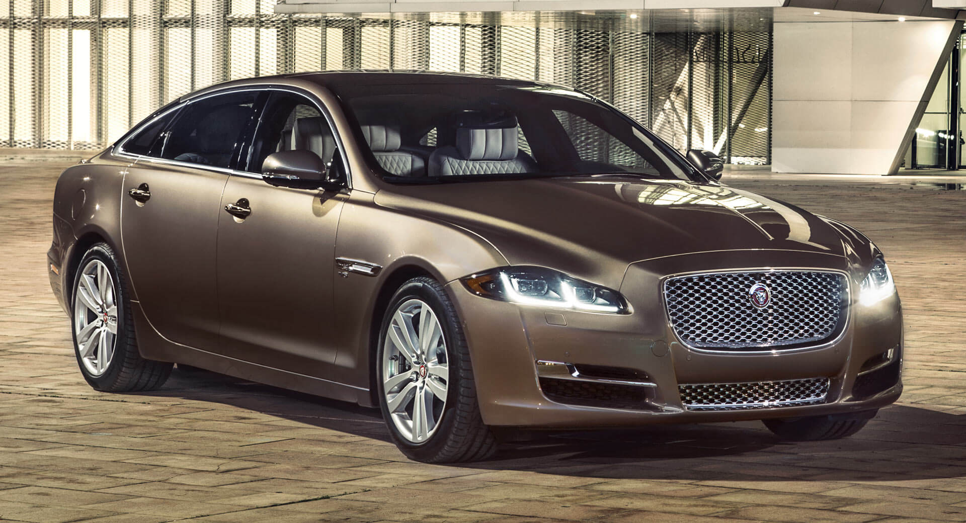 Next Gen Jaguar Xj Will Reportedly Become An Electric
