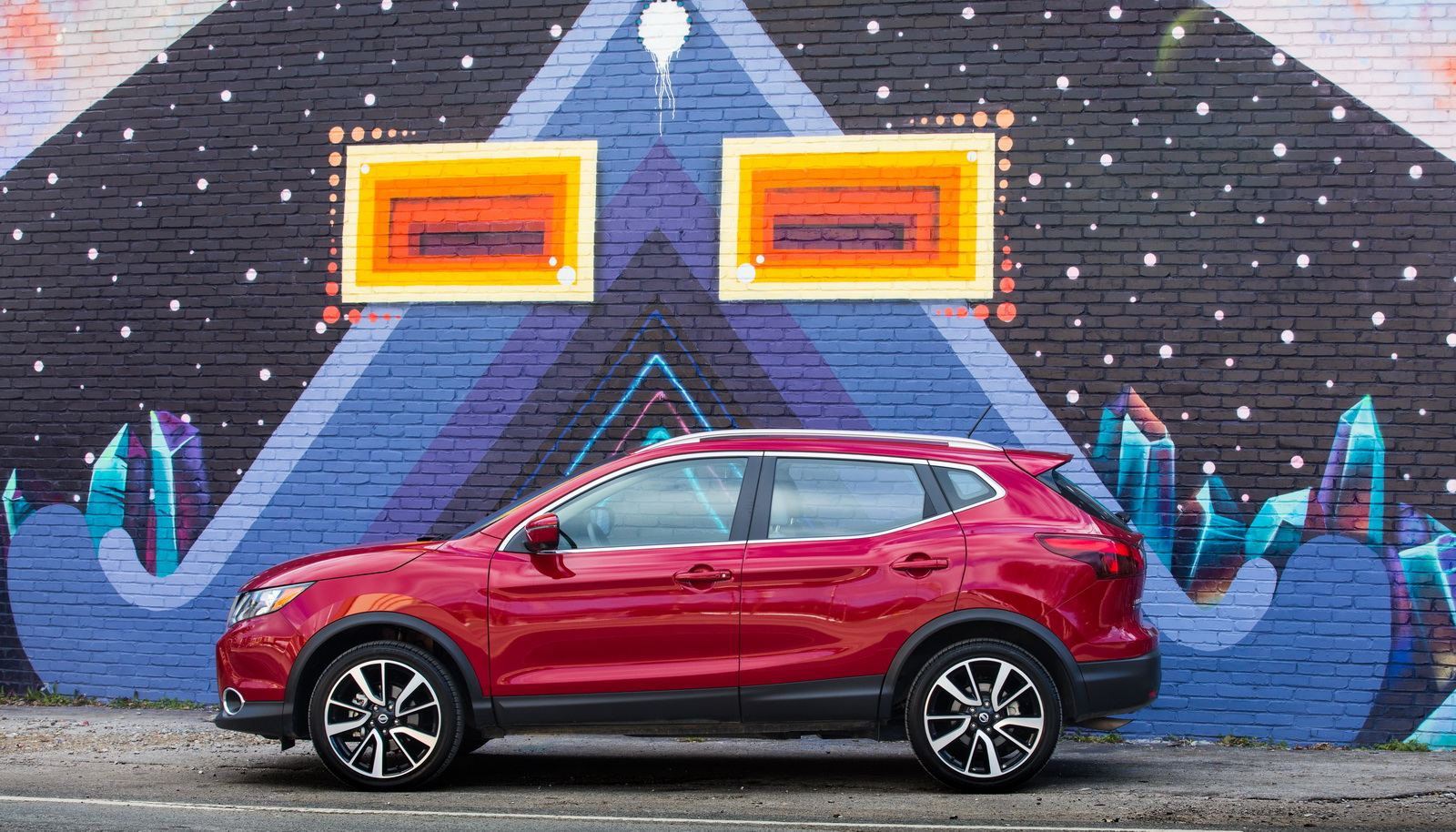 Nissan Rogue Remote Start >> 2018 Nissan Rogue Sport Goes On Sale Virtually Unchanged From $22,615 | Carscoops