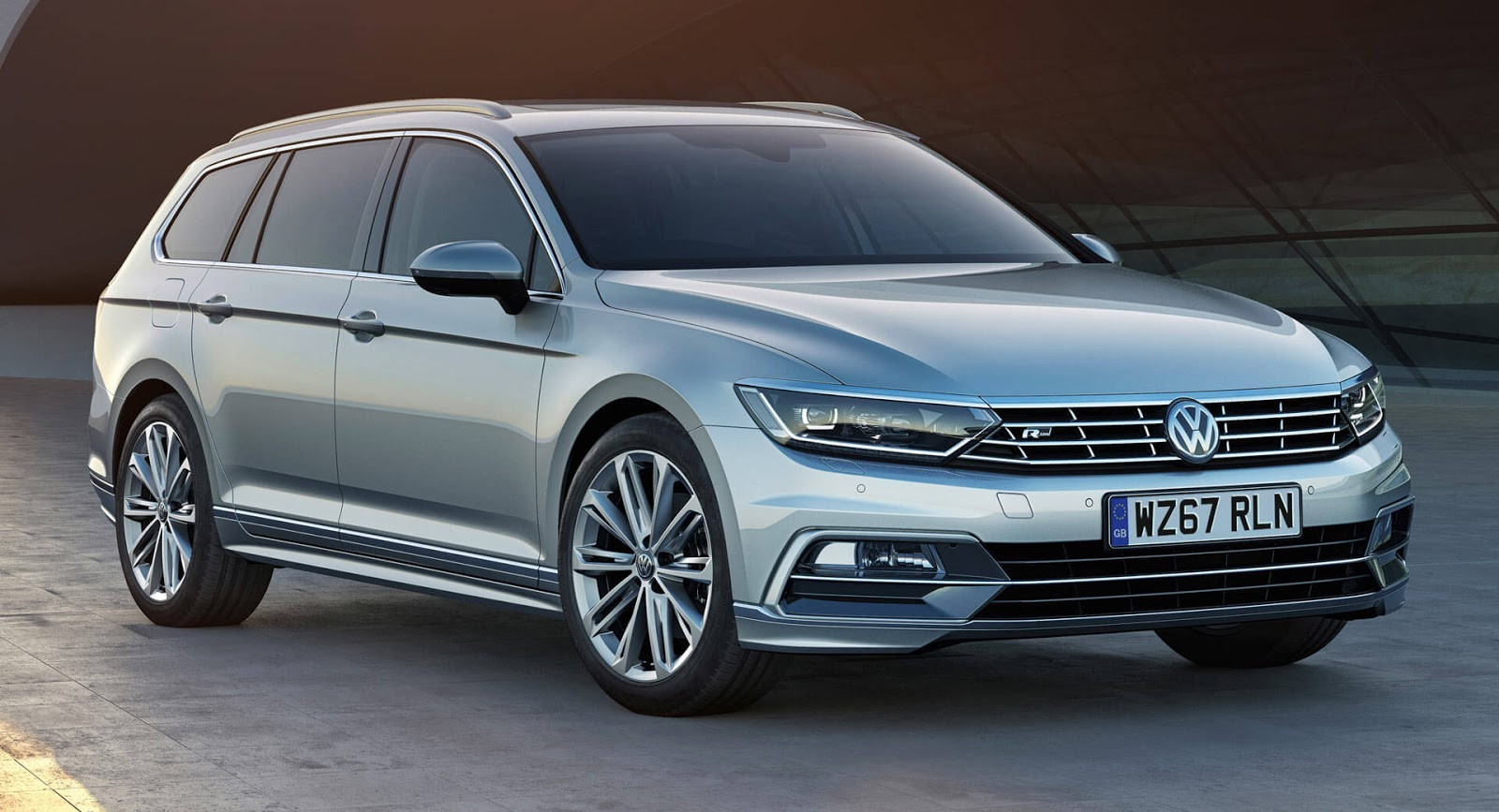 2018 vw passat gets more standard features 22 605 starting price in the uk carscoops. Black Bedroom Furniture Sets. Home Design Ideas