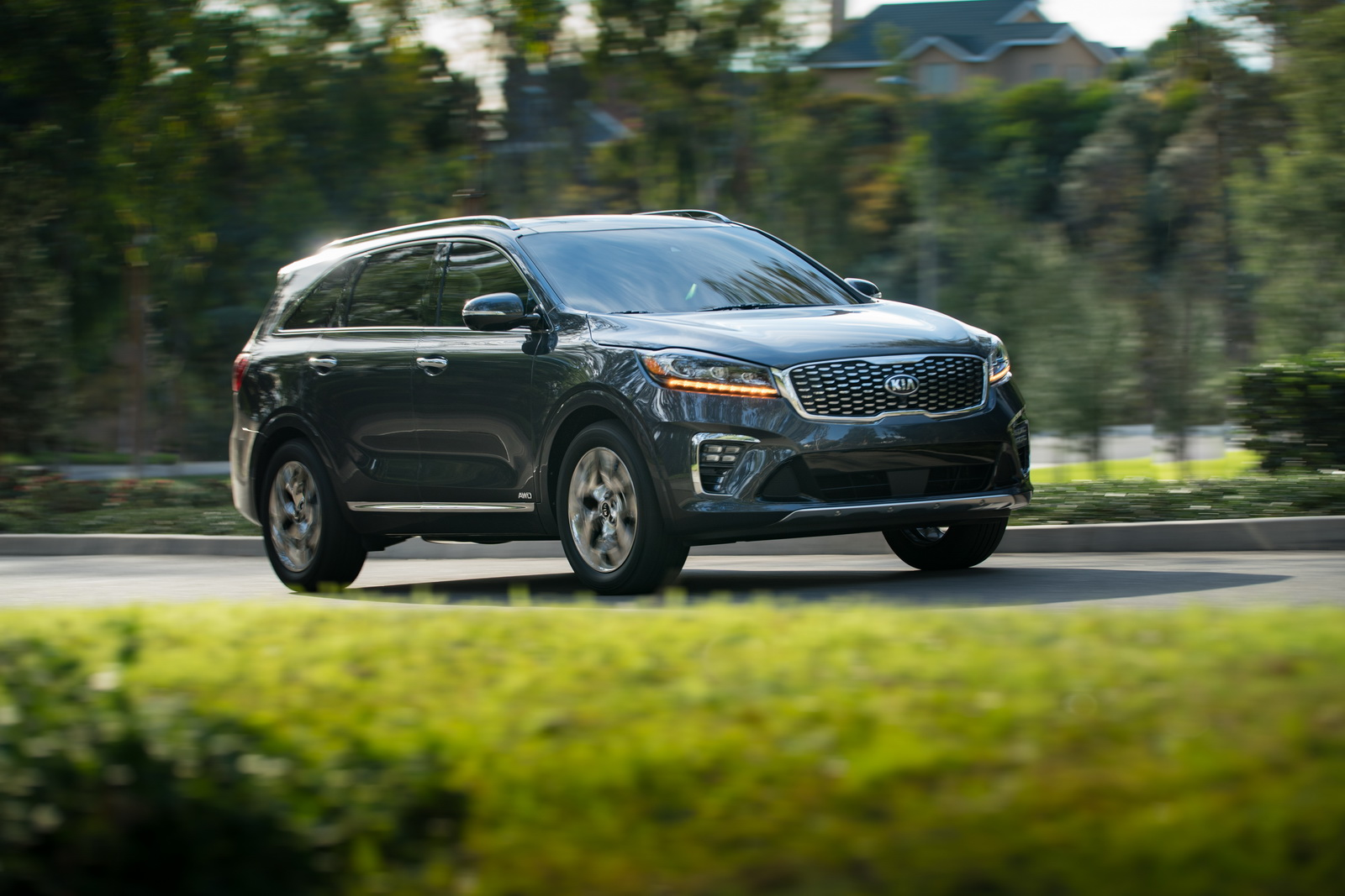 kia sorento diesel reportedly coming to america in 2019 carscoops. Black Bedroom Furniture Sets. Home Design Ideas