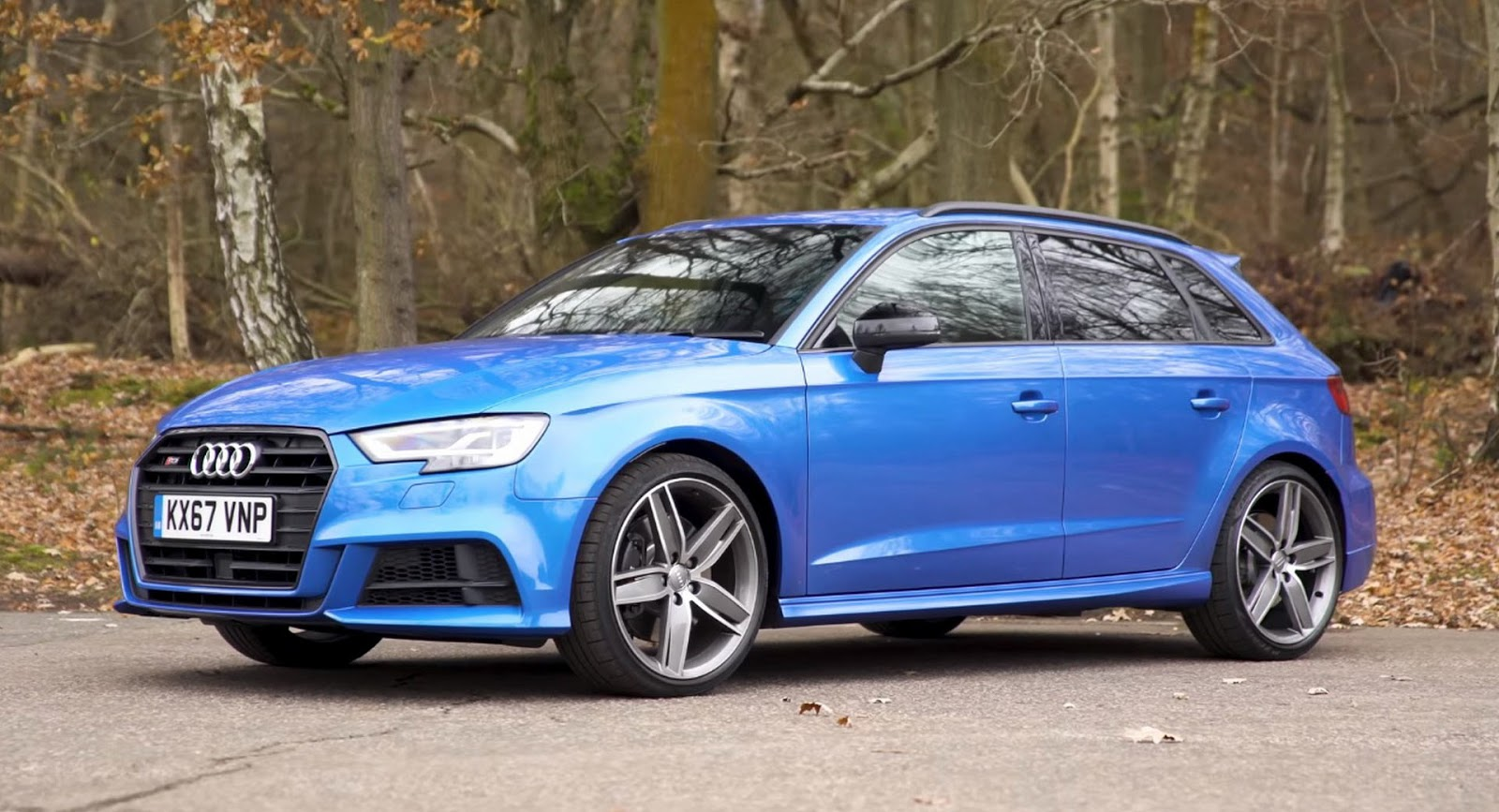 Audi S Is Probably The Ideal AllWeather Hot Hatch Carscoops - 2018 audi s3