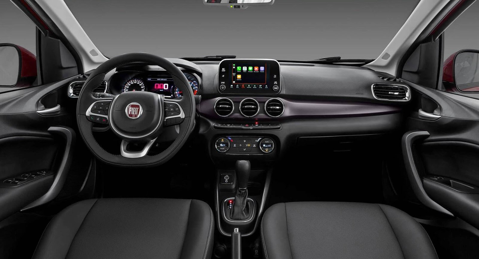 Fiat Reveals The Interior Of South America 39 S All New