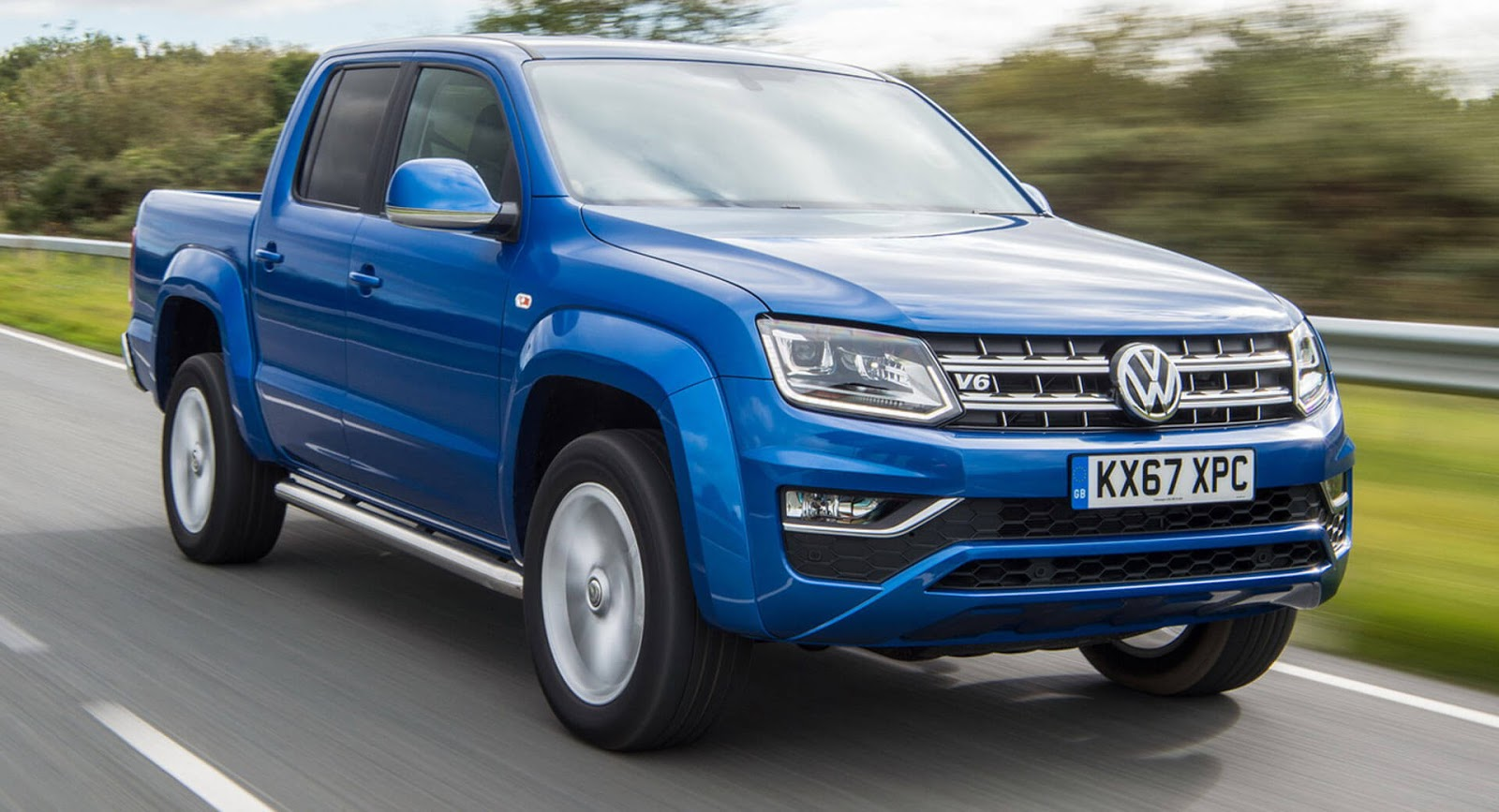 vw rumored again to be preparing a u s amarok launch. Black Bedroom Furniture Sets. Home Design Ideas