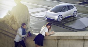 Volkswagen To Commence I.D. Hatchback Production In ...