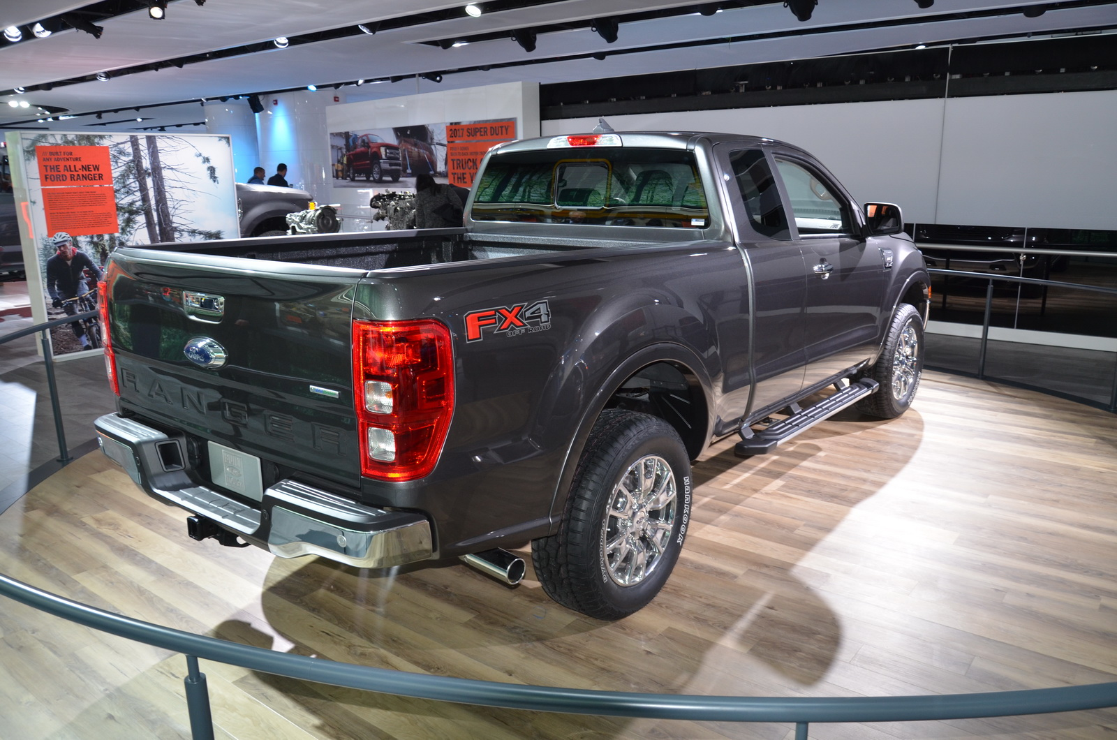 2019 Ford Ranger Wants To Become America's Default Midsize ...
