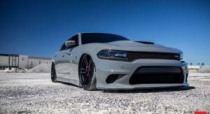 Dodge Charger Srt Hellcat Gets Ultra Low Suspension New