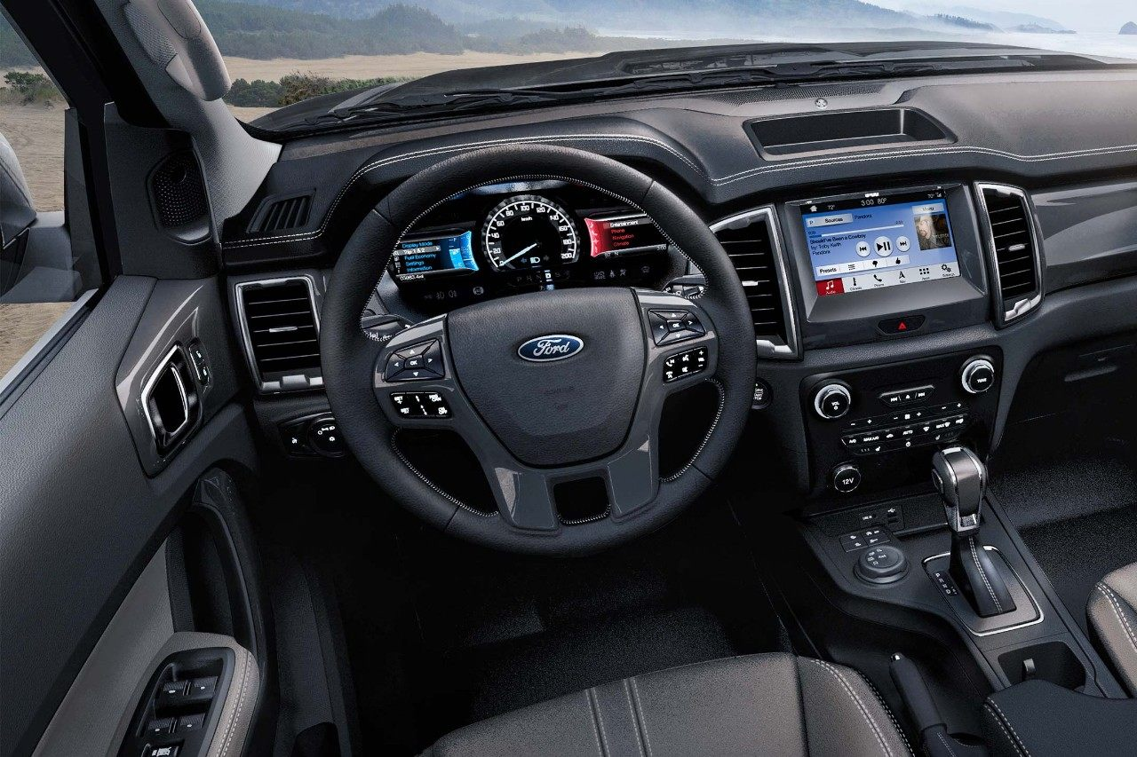 2019 Ford Ranger Available In 8 Different Colors, Loves The Outdoors | Carscoops