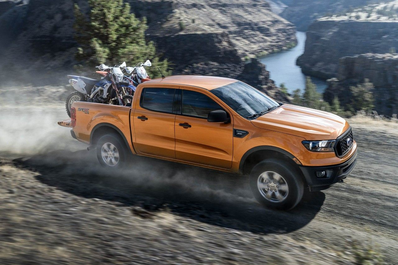 2019 Ford Ranger Available In 8 Different Colors, Loves ...
