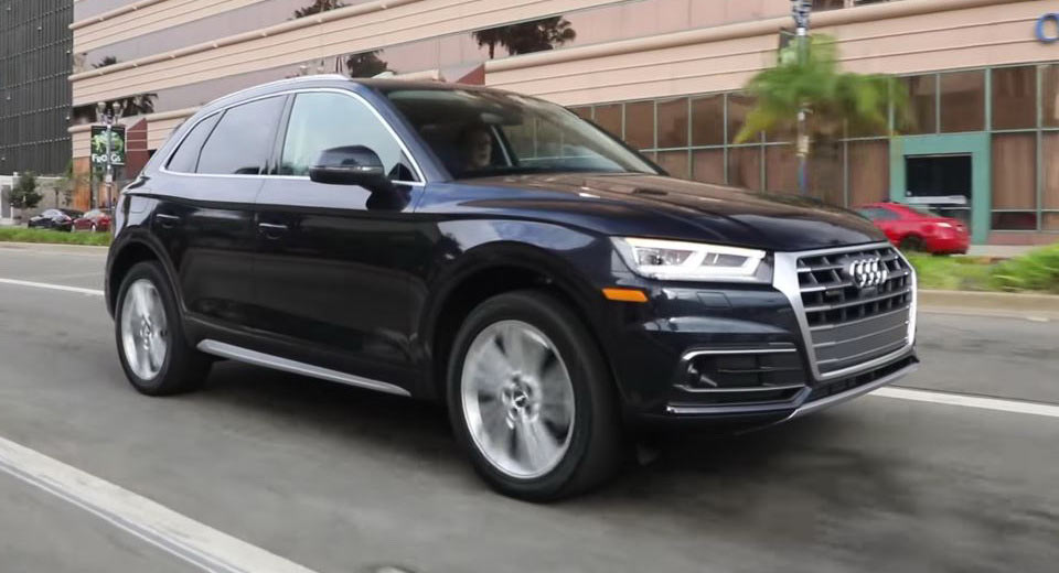 2018 Audi Q5 Is Almost Flawless According To Kelley Blue Book | Carscoops
