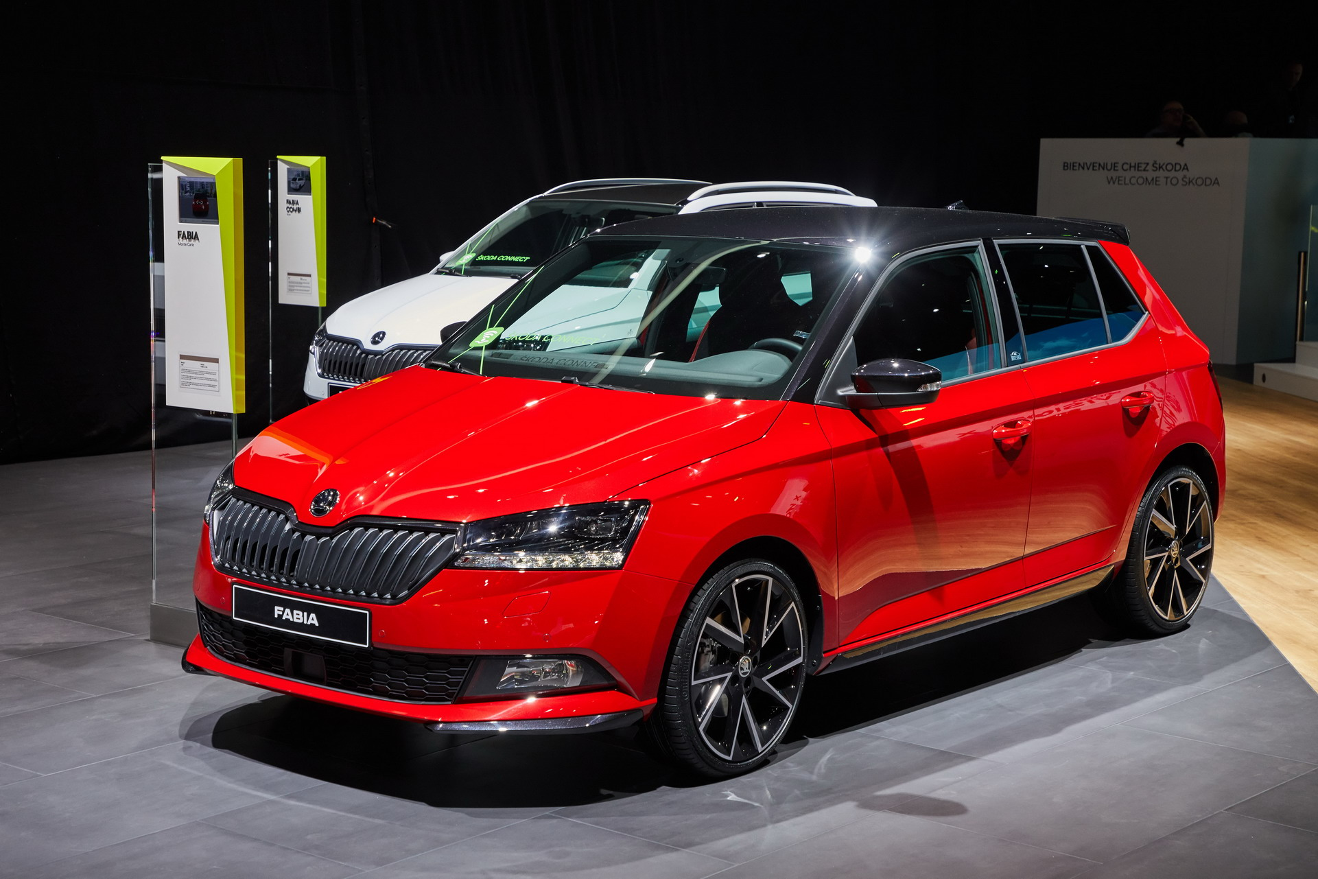 skoda fabia facelift 2018 koda autopareri. Black Bedroom Furniture Sets. Home Design Ideas