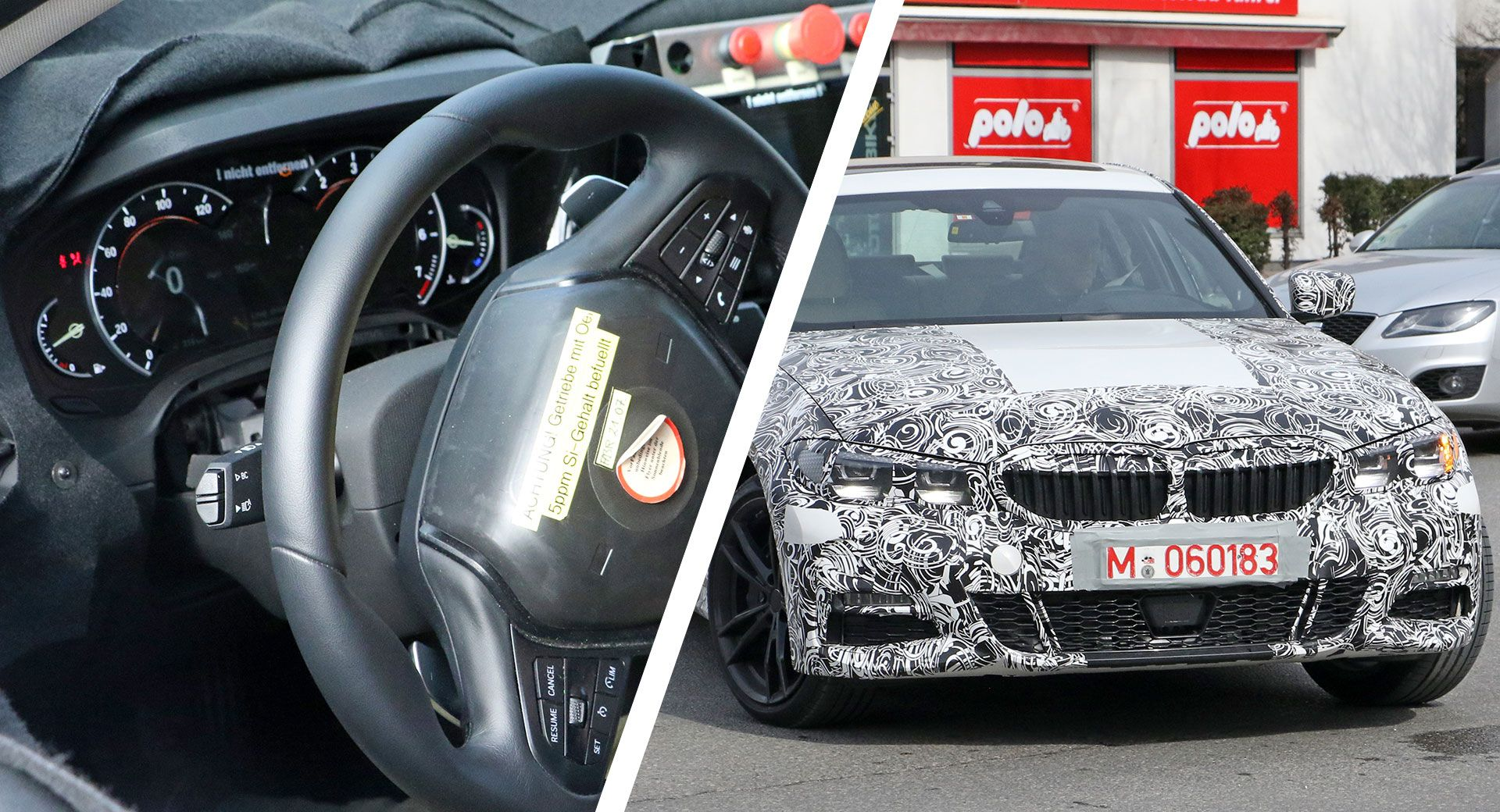 2019 Bmw 3 Series Latest Photos Along With Everything Else We Know