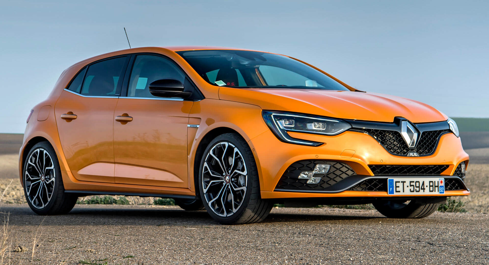 2019 renault megane rs is already available on the 39 used 39 car market carscoops. Black Bedroom Furniture Sets. Home Design Ideas