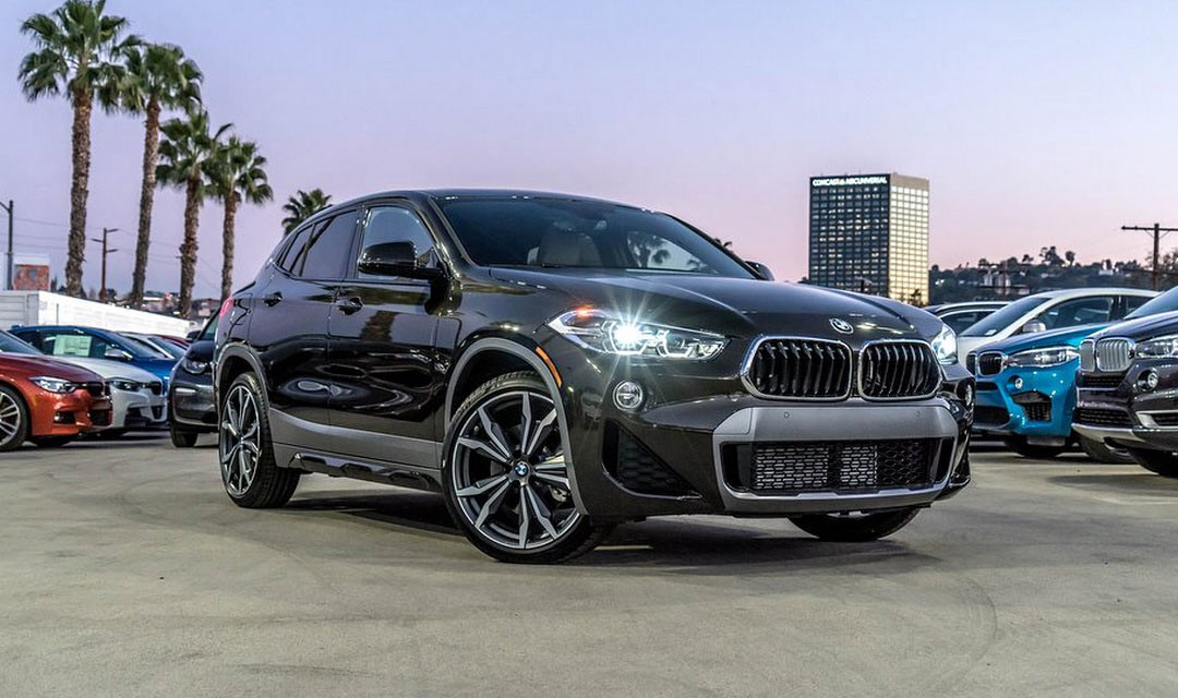 U S Spec Bmw X2 Shows Up In Dealerships Looks Good In