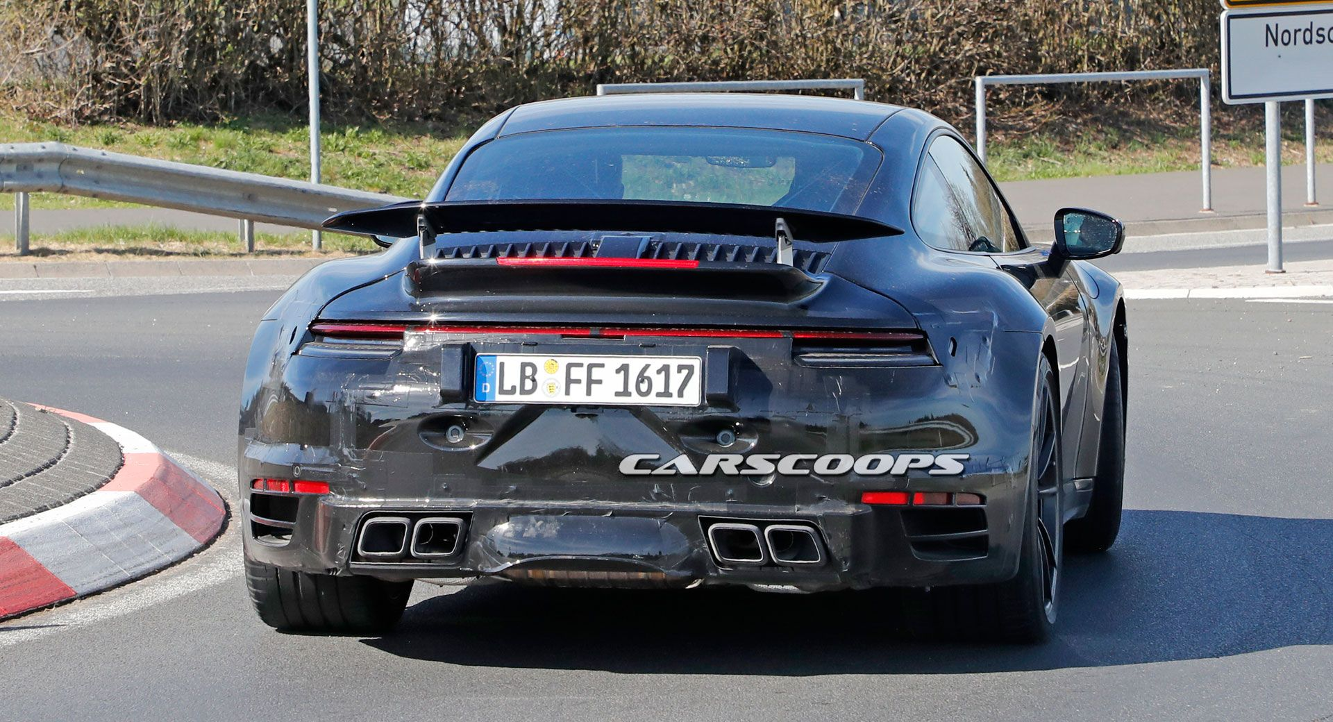 2020 Porsche 911 Turbo 992 All The Latest Pictures And