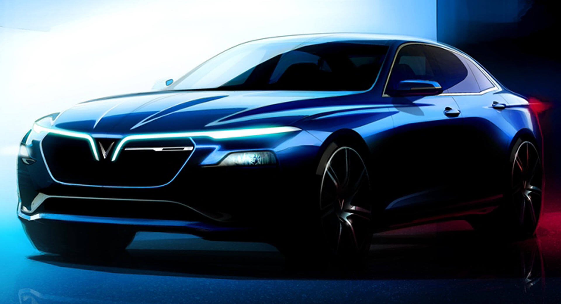 Led For Headlights >> VinFast Taps Pininfarina To Design Vietnam's First Cars | Carscoops