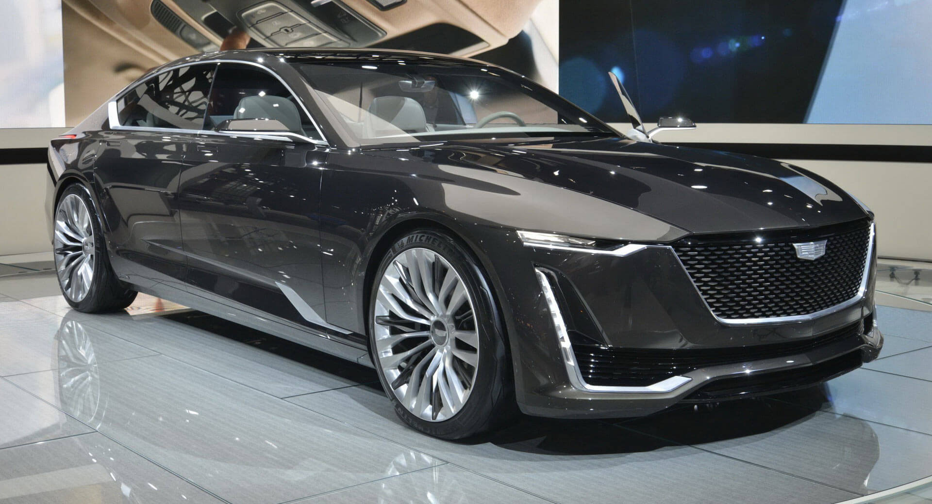 Cadillac Dusts Off Escala Concept To Remind Us Of Upcoming ...