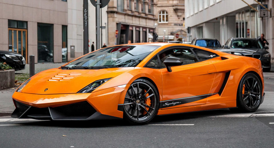1 007ps Twin Turbo Lamborghini Gallardo Superleggera Is Surprisingly