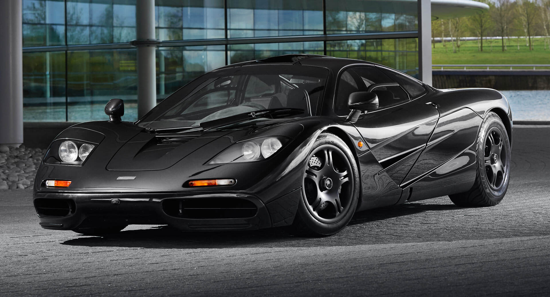 Barely Driven Mclaren F1 Is Up For Sale With An Asking