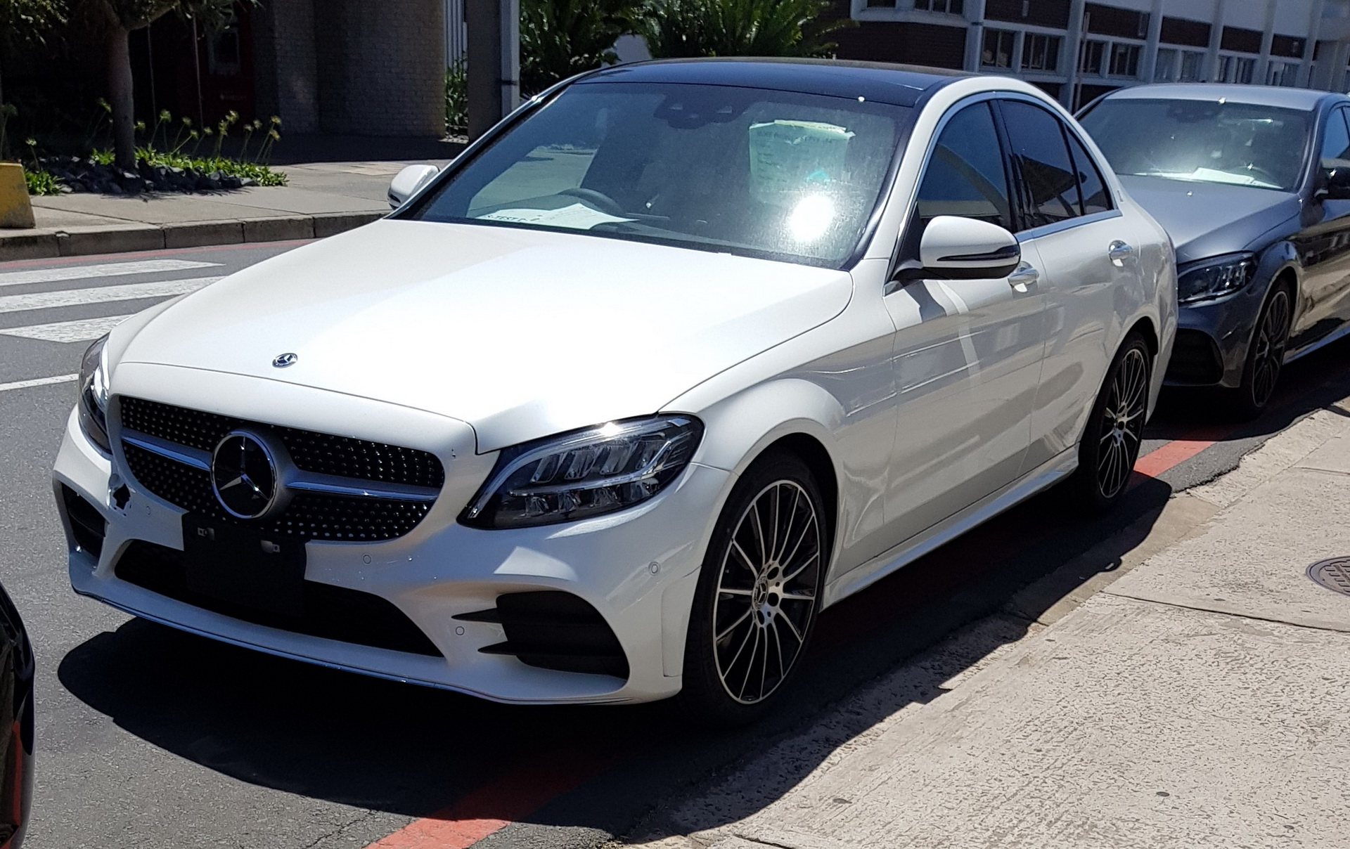 Mercedes C Klasse Facelift 2018 Autoforum
