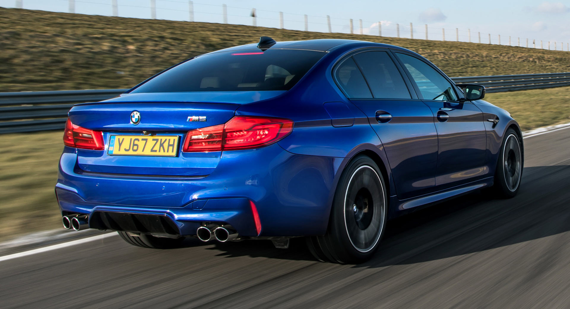 2018 BMW M5 Arrives In The UK Priced From £89,645 | Carscoops