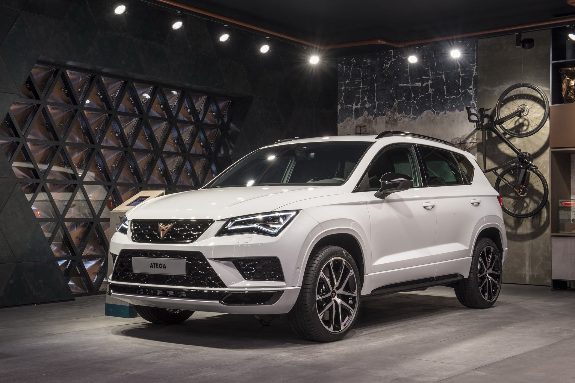 cupra ateca priced from 35 900 in the uk order books now open carscoops. Black Bedroom Furniture Sets. Home Design Ideas