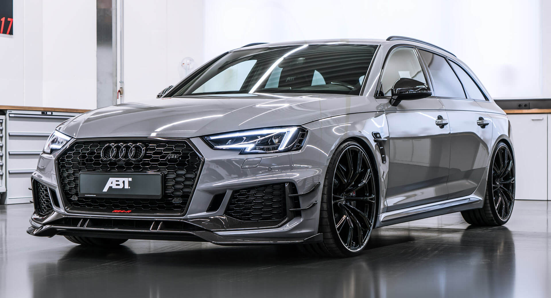 ABTs 530PS Audi RS4 R Avant Is All The Super Estate You