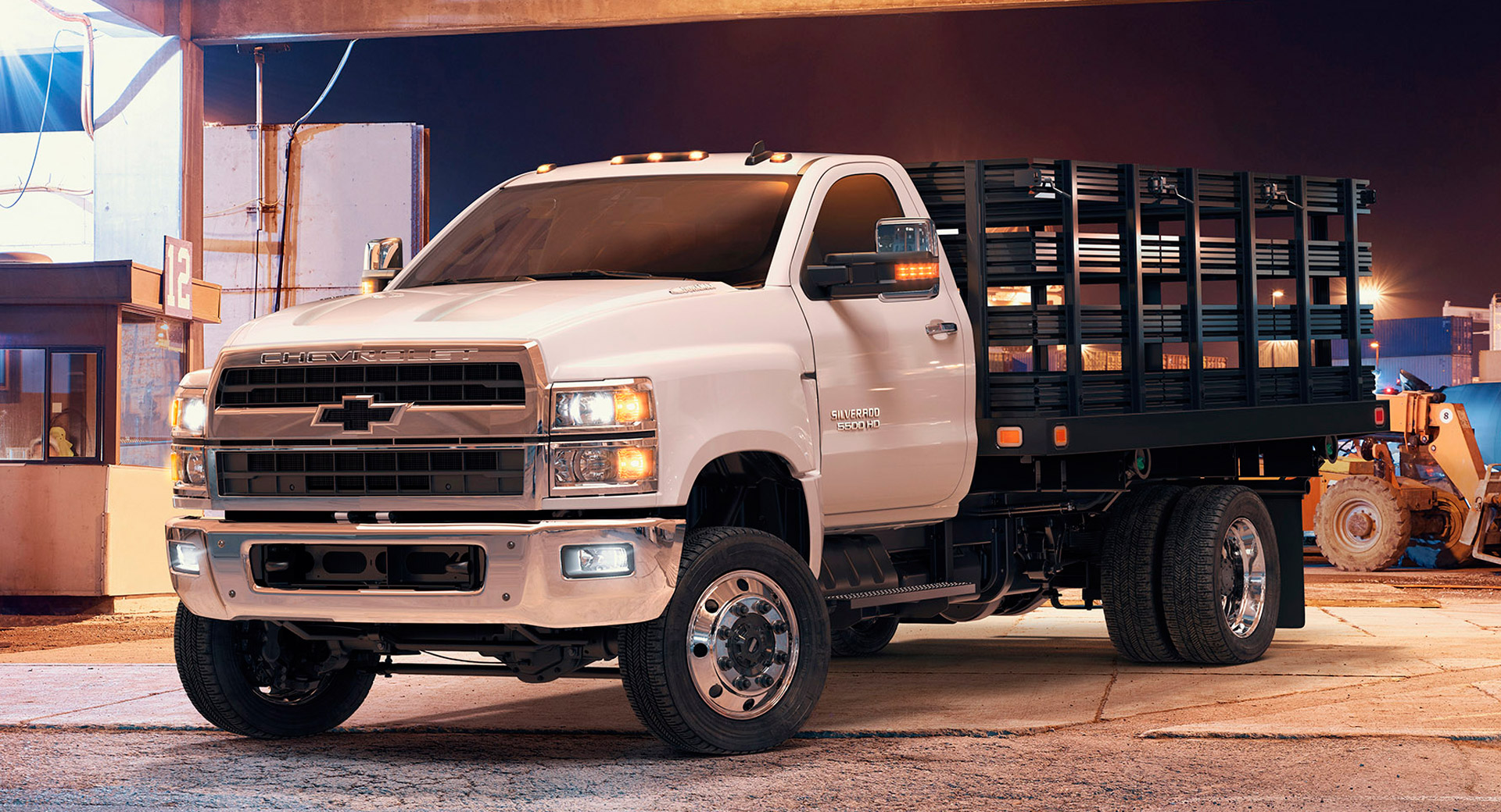 Chevy Gets Back Into Big Truck Game With Super-Ultra Extra ...