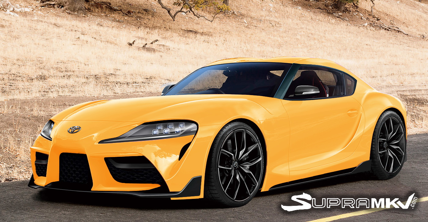 2019 Toyota Supra All We Know From Specs Leaks And Rumors To Renders Scoops Videos And More