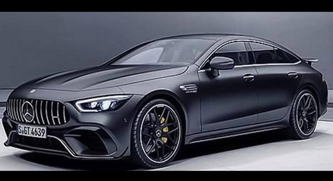 Mercedes Amg Gt4 Is This It Carscoops