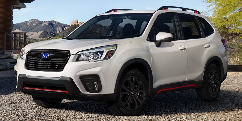 All-new Subaru Forester is stylish and practical