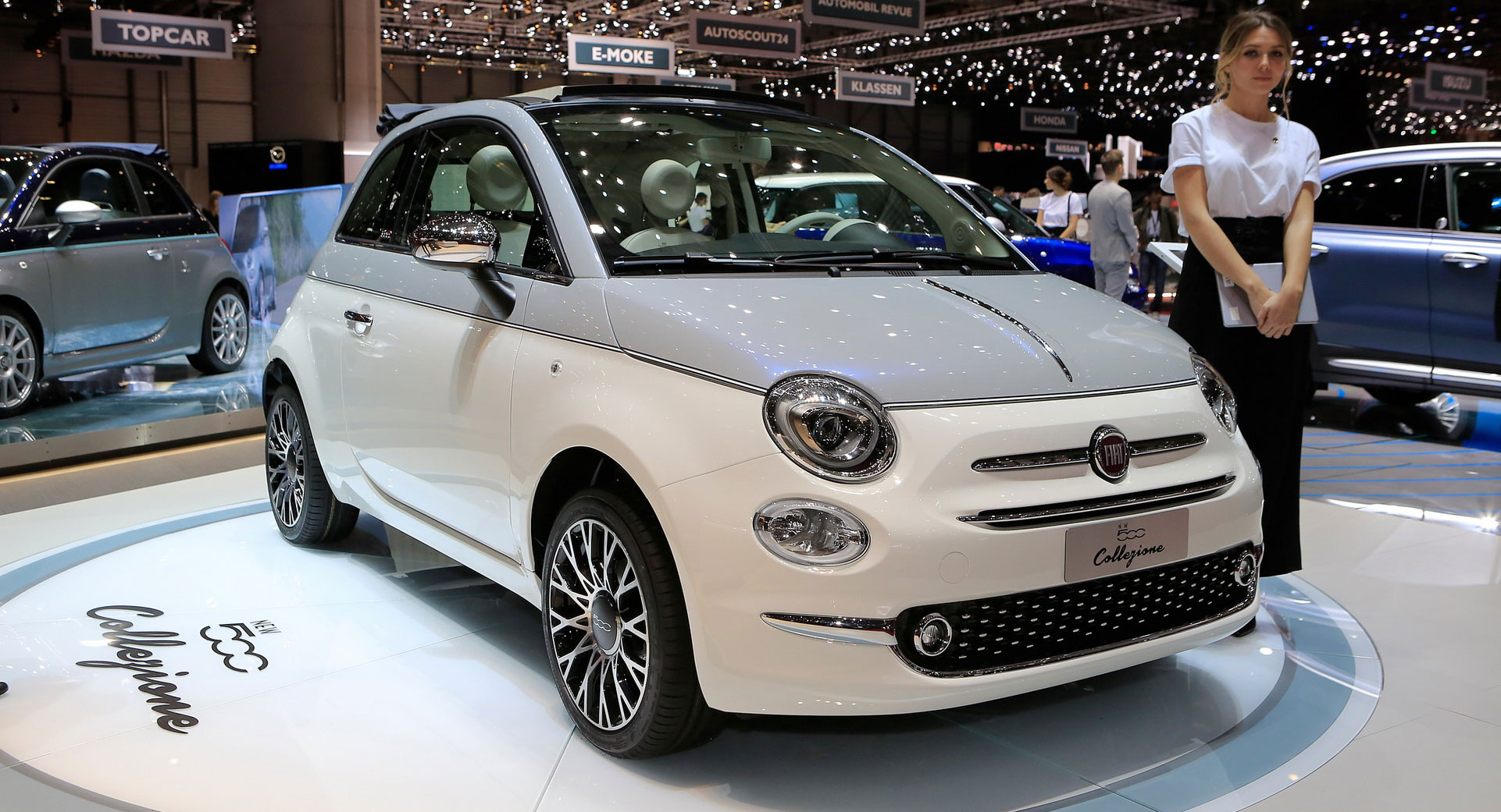 fiat 500 collezione gotta catch 39 em all carscoops. Black Bedroom Furniture Sets. Home Design Ideas