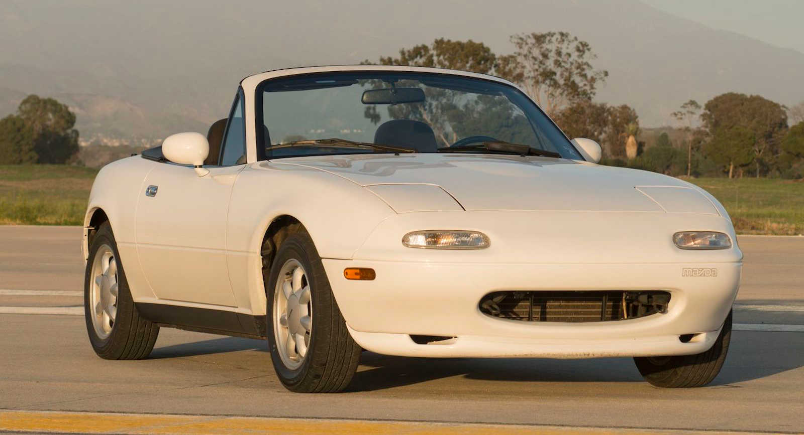 when in the world did na mazda mx 5 miata prices get so. Black Bedroom Furniture Sets. Home Design Ideas