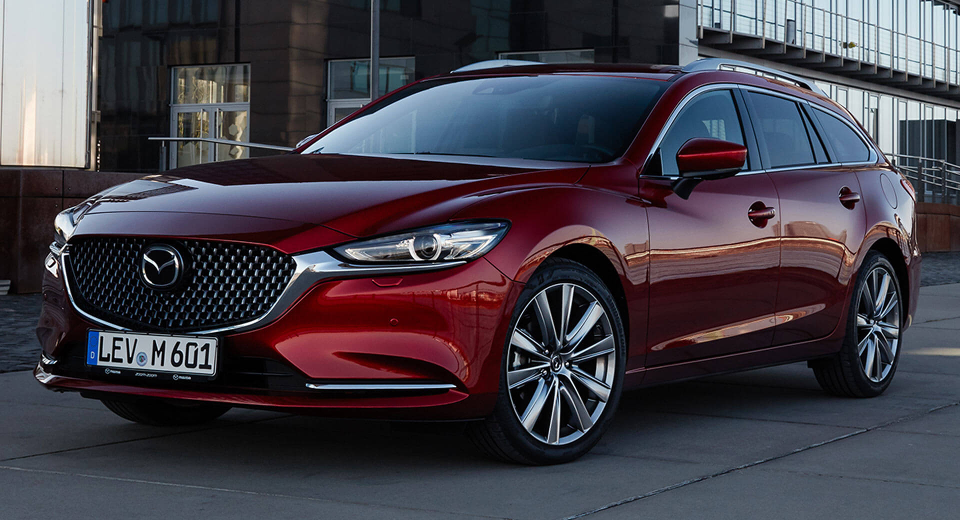 Facelifted 2018 Mazda6 Wagon Is More Premium Than Ever