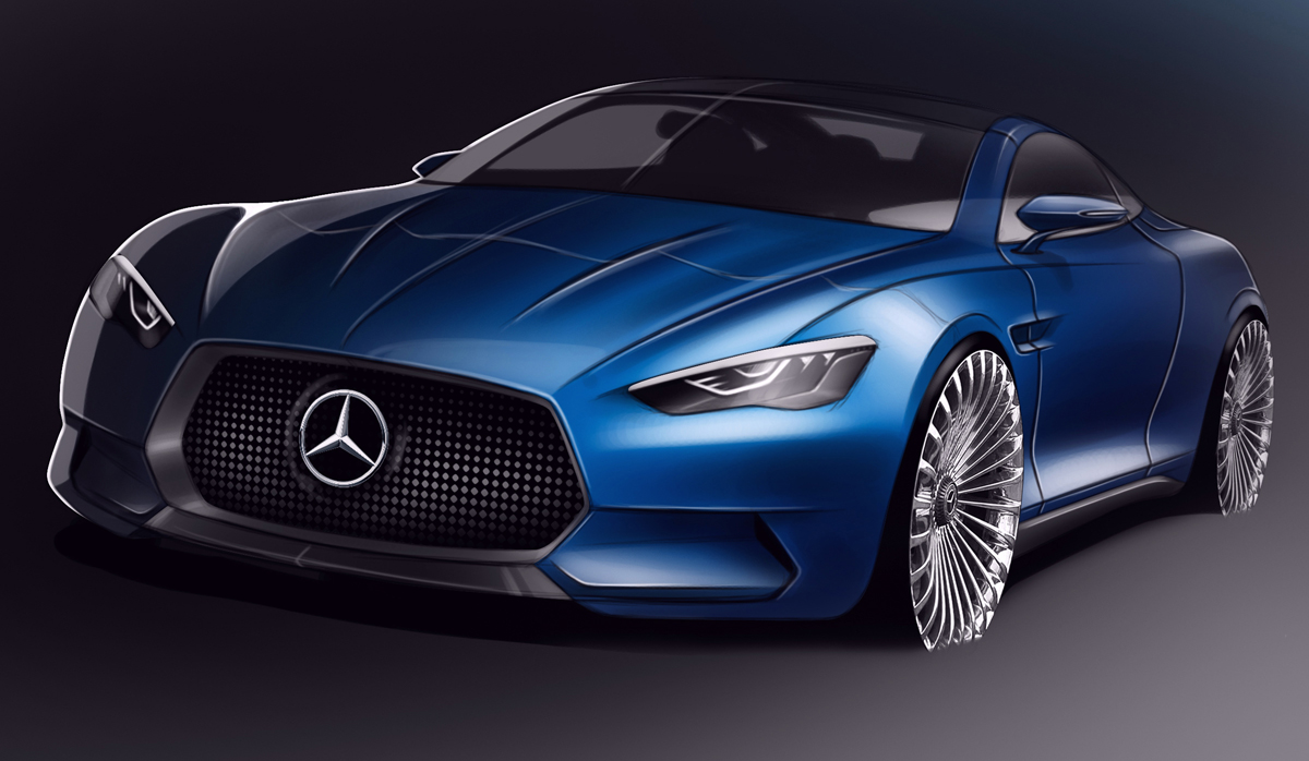 Next Mercedes-Benz SL To Be 'A Real Wow Car', CEO Says ...