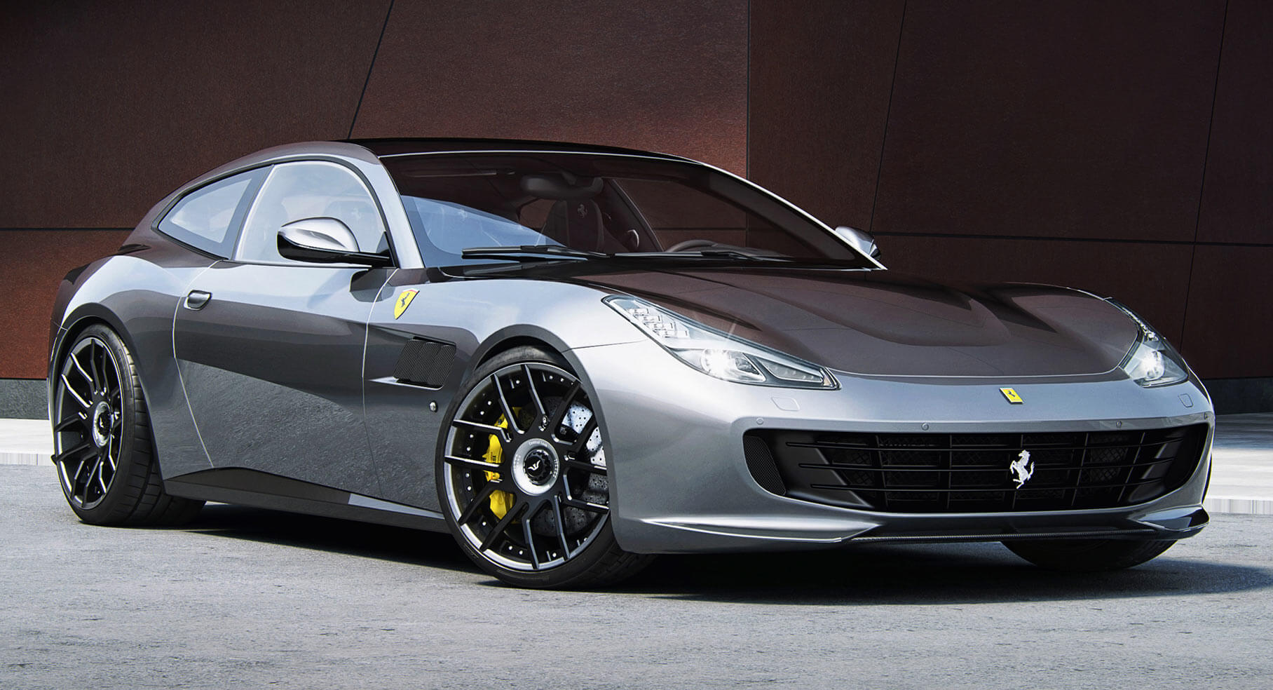 Box Stock Project >> Wheelsandmore's Ferrari GTC4Lusso T Packs More Grunt Than ...